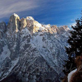 Neve nel Agner