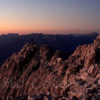 Alba nel Cresta Ligonto