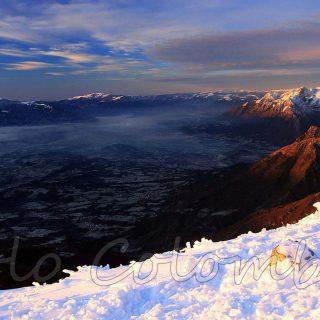 Alba nel Val Belluna
