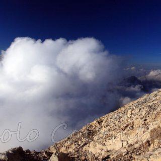 Nuvola nel Antelao