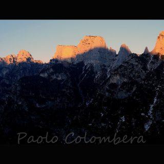 Tramonto nei Monti del Sole