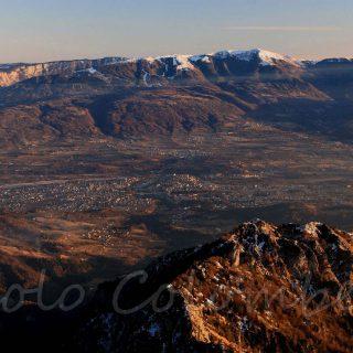 Tramonto nel Val Belluna
