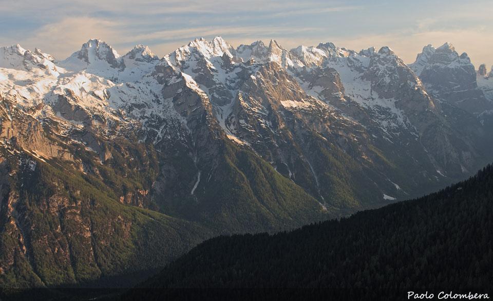 Le Marmarole dalle Dolomiti di Sesto