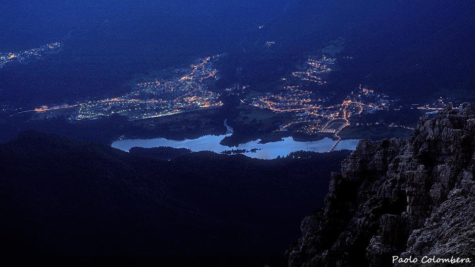 Lago di Centro Cadore