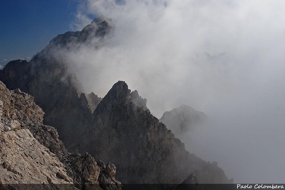 Nuvole sui Bastioni
