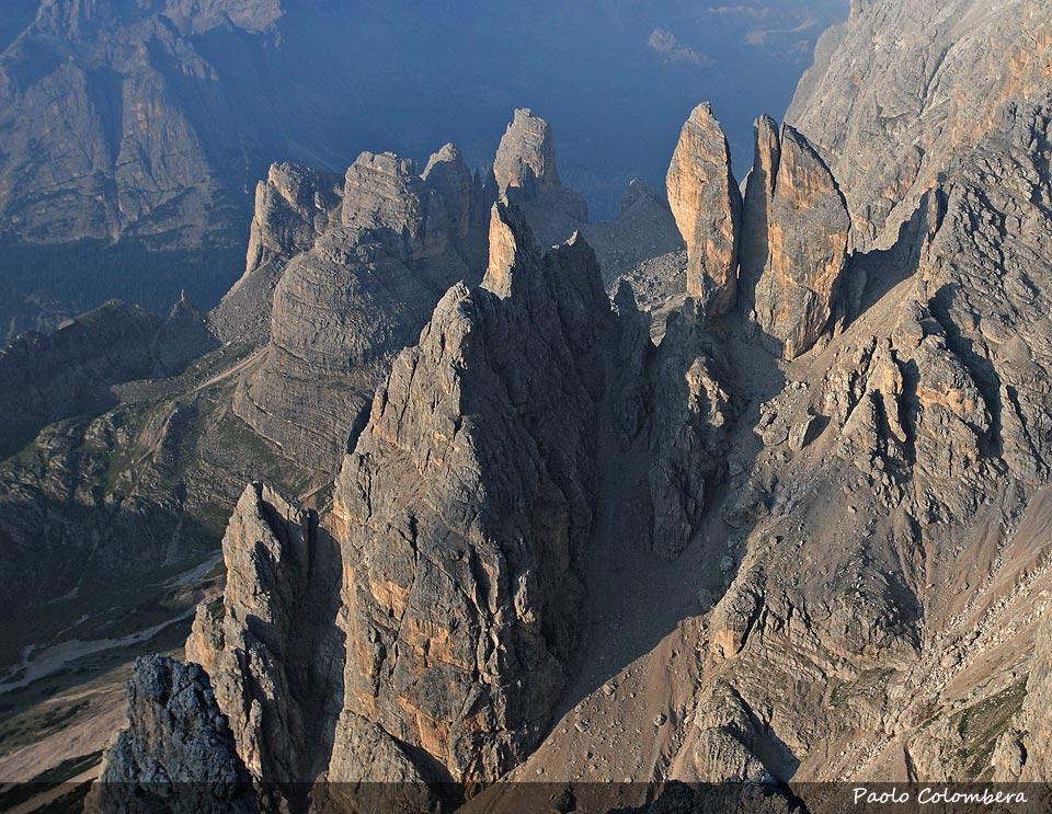 Guglie di Val Popena Alta